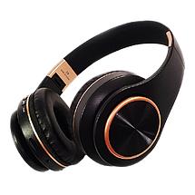 Бездротові навушники JBL T8 - складено Bluetooth-навушники з акумулятором, MP3 плеєром (Репліка), фото 3