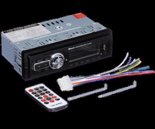 Автомагнитола MP3 Pioneer 5208 ISO 1DIN - автомобильная магнитола c пультом, MP3 Player, FM, USB, SD, AUX Топ, фото 2