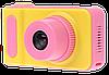 Детский цифровой фотоаппарат Smart Kids Camera V7 Розовый | Детская цифровая камера Топ, фото 4