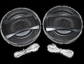 Автоакустика TS-A1395S 240w - універсальні 4х смугові автомобільні динаміки з проводами, крепленями, сіткою, фото 2