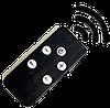 Портативный обогреватель Handy Heater 400W с пультом, дуйка хенди хитер,экономный переносной мини обогреватель, фото 2