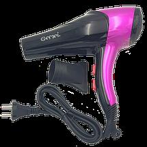 Фен для волосся Gemei GM-1766 2600 Вт Професійний Топ, фото 3