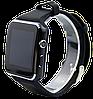 Умные часы Smart Watch X6 black - смарт часы со слотом под SIM карту Чёрные Топ, фото 3