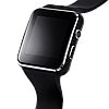 Умные часы Smart Watch X6 black - смарт часы со слотом под SIM карту Чёрные Топ, фото 6