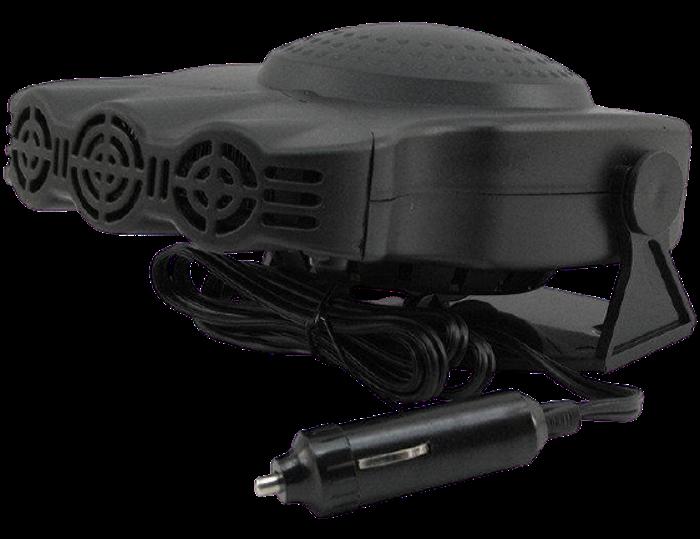 Дуйка автомобильная CAR FAN CF-704 - Портативный автомобильный обогреватель салона от прикуривателя, автодуйка