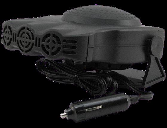 Дуйка автомобильная CAR FAN CF-704 - Портативный автомобильный обогреватель салона от прикуривателя, автодуйка, фото 2