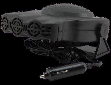 Дуйка автомобільна CAR FAN CF-704 - Портативний автомобільний обігрівач салону від прикурювача, автодуйка