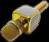 Микрофон караоке YS-69 2 в 1 - беспроводной Bluetooth микрофон - портативная колонка со слотом USB + TF card, фото 3