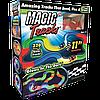 Гоночный трек Magic Tracks 360 деталей - Детский светящийся гибкий автотрек с двумя машинками и мостиком Топ, фото 4