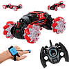 Машинка перевертиш SKIDDING Stunt Car UD2196A на радіокеруванні, управління рукою, жестами і звичайним пультом, фото 6