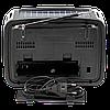 Радиоприемник GOLON RX-456S - портативный радиоприёмник с солнечной панель - колонка MP3 с USB и аккумулятором, фото 4