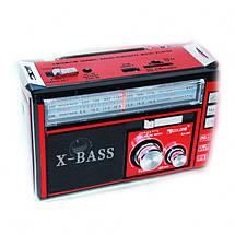 Радіоприймач з ліхтарем Golon RX-381 - Радіо з MP3, USB/SD і LED-ліхтариком Топ, фото 3