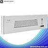 Бездротова клавіатура з мишею Keybord Wireless K06 (Біла) - комплект клавіатура миша Топ, фото 4