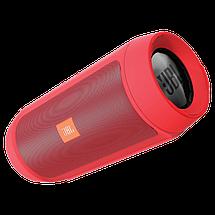 Портативна колонка JBL CHARGE 4 червона - бездротова Bluetooth колонка + Power Bank (Репліка) Топ, фото 3