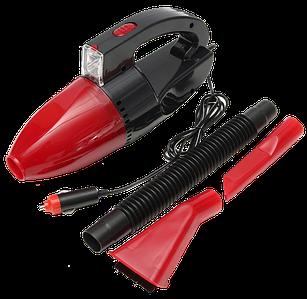 Автомобільний пилосос CAR VACUM CLEANER - компактний пилосос для сухого прибирання авто Топ