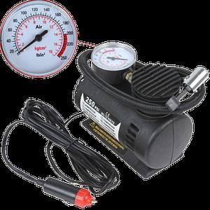 Автомобільний компресор Air Pomp Ji030 250 PSI - Потужний Автокомпресор для швидкої підкачки коліс Топ