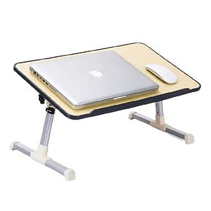 Столик для ноутбука Laptop Table A8 - складной столик подставка для ноутбука с охлаждением Топ