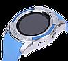 Розумні годинник Smart Watch V8 сенсорні - смарт годинник Сині Топ, фото 4