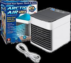 Переносний міні кондиціонер Arctic Air Ultra G2 3 в 1 - портативний кондиціонер для дому Арктик еир Ультра, фото 3