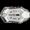 Игровая мышь с подсветкой Zornwee GX20 Белая Топ, фото 6