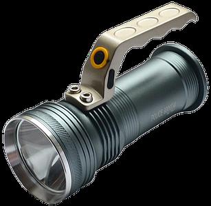 Ліхтар прожектор Police BL-T801 - потужний супер яскравий переносний ручний ліхтарик, ліхтарик з зумом Топ