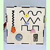 Бизикуб 24*24*24 на 30 елементів - розвиваючий будиночок, бизиборд, бизидом, бизикубик + ВІДЕООГЛЯД! Топ, фото 2
