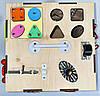 Бизикуб 24*24*24 на 30 елементів - розвиваючий будиночок, бизиборд, бизидом, бизикубик + ВІДЕООГЛЯД! Топ, фото 4