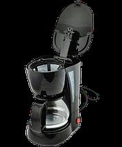 Кавоварка з чайником Rainberg RB-606 (0,6 л, 650 Вт) - Крапельна кавоварка на 4 порції Топ, фото 3