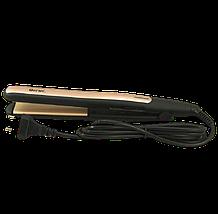 Плойка для волосся Gemei GM 2955, праска, випрямляч Топ, фото 3