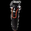 Бездротова машинка для стрижки волосся GEMEI GM-583 + Тример Топ, фото 4
