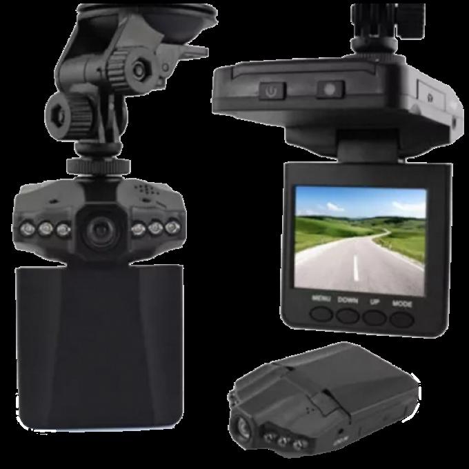 Автомобильный видеорегистратор HD DVR 198 2.5 lcd - авторегистратор со звуком и ночной съемкой Топ