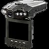 Автомобильный видеорегистратор HD DVR 198 2.5 lcd - авторегистратор со звуком и ночной съемкой Топ, фото 4