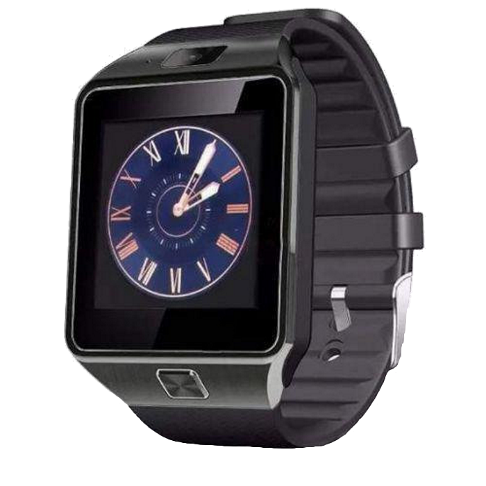 Умные часы Smart Watch DZ-09 Black - смарт часы под SIM-карту и SD карту (Черные) Топ