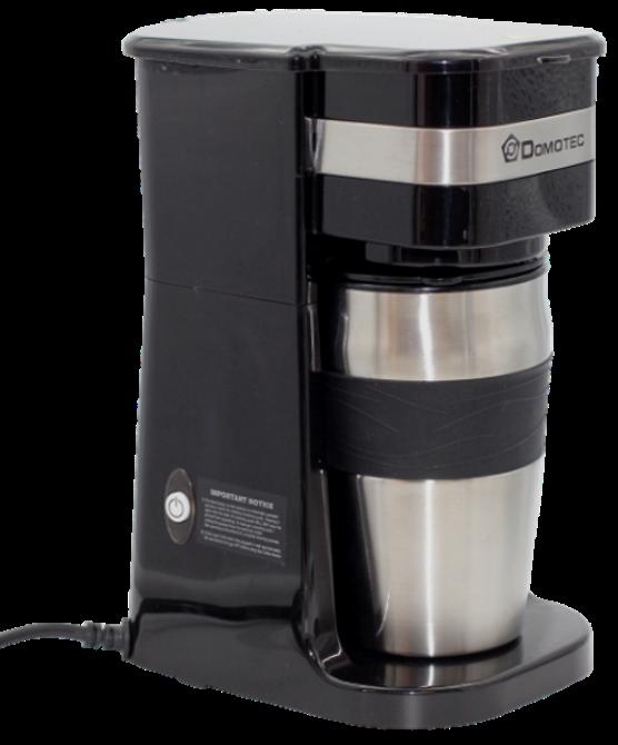 Кавоварка DOMOTEC MS-0709 - Крапельна кавоварка 700ВТ Топ