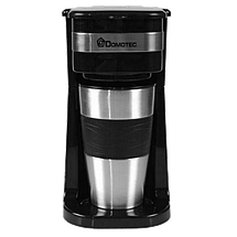 Кавоварка DOMOTEC MS-0709 - Крапельна кавоварка 700ВТ Топ, фото 3