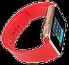Розумні годинник Smart Watch GT08 Red - смарт годинник під SIM-карту Червоні Топ, фото 6