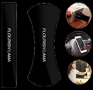 Тримач для телефону Flourish Lama - липучка - Універсальний тримач для телефону, планшета Топ