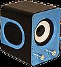 Колонки для компьютера 2.1 IS-12 - акустические компьютерные колонки, колонки для ноутбука, колонки для ПК Топ, фото 4