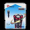 Електробритва Domotec MS-7731 - бездротова бритва з тримером Червона Топ, фото 2