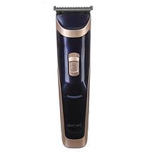 Беспроводная машинка для стрижки волос Gemei GM-6005 Топ, фото 2