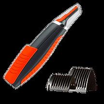 Триммер Micro Touch Switchblade - универсальная бритва для носа и ушей, машинка для стрижки Топ, фото 2