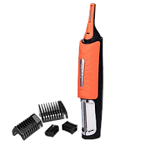 Триммер Micro Touch Switchblade - универсальная бритва для носа и ушей, машинка для стрижки Топ, фото 3