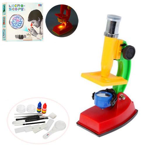 Игровой набор Микроскоп 3102C (Разноцветный)
