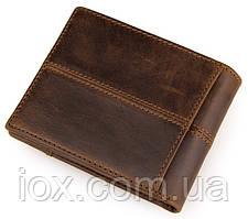 Кошелек мужской Vintage 14225 Коричневый