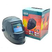 Сварочная маска хамелеон Spektr АМС-9000 (три регулировки, подсветка)