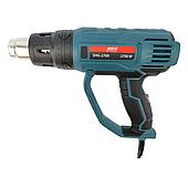 Фен строительный Spektr SHG-2700 (с регулировкой и набором)