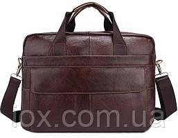 Сумка мужская Vintage кожаная 14606
