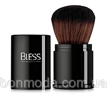 Кисть Кабуки №12 для пудры Bless Beauty Brush