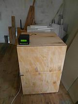 Инкубатор 500 куриных яйцемест, фото 2