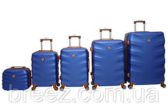 Чемодан Bonro Next набор 5 шт. синий, фото 2